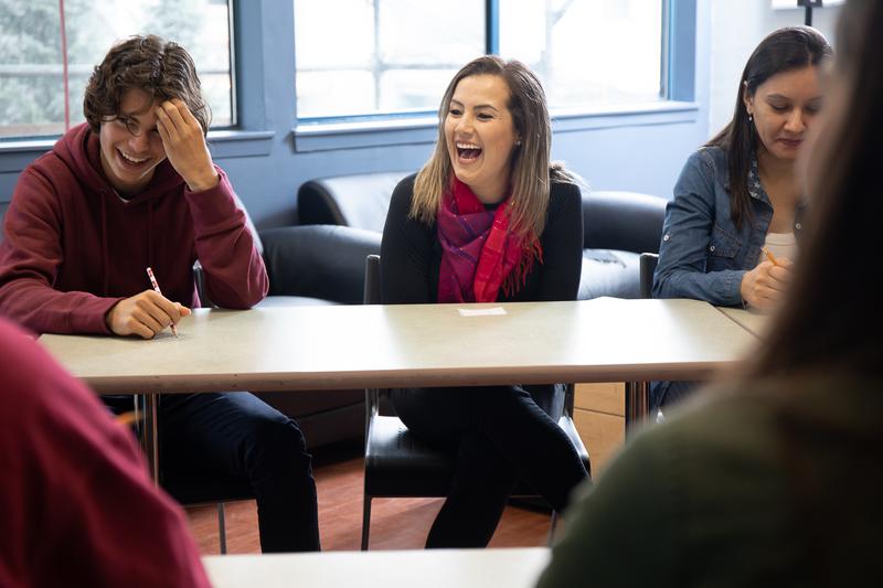 Sprachaufenthalt Kanada, Whistler - Tamwood International College Whistler - Studenten