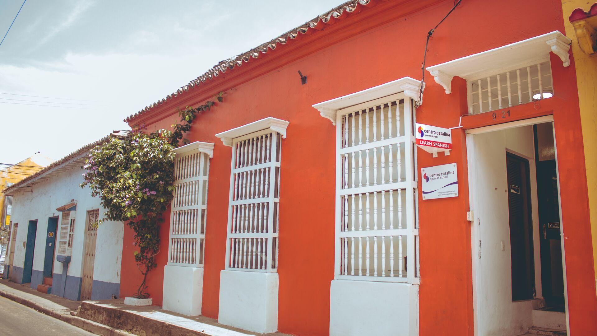 Séjour linguistique Colombie, Cartagena - Centro Catalina Cartagena - École