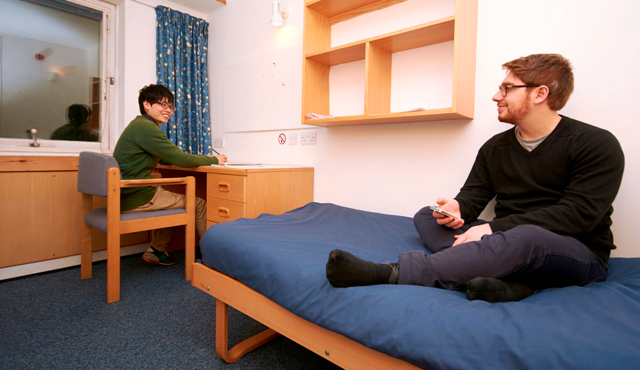 Sprachaufenthalt England, London - St Giles London Highgate -Accommodation-Zimmer