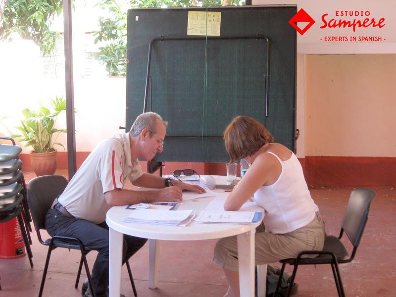 Séjour linguistique Cuba, Havanna – Estudio Sampere Havanna – Leçons