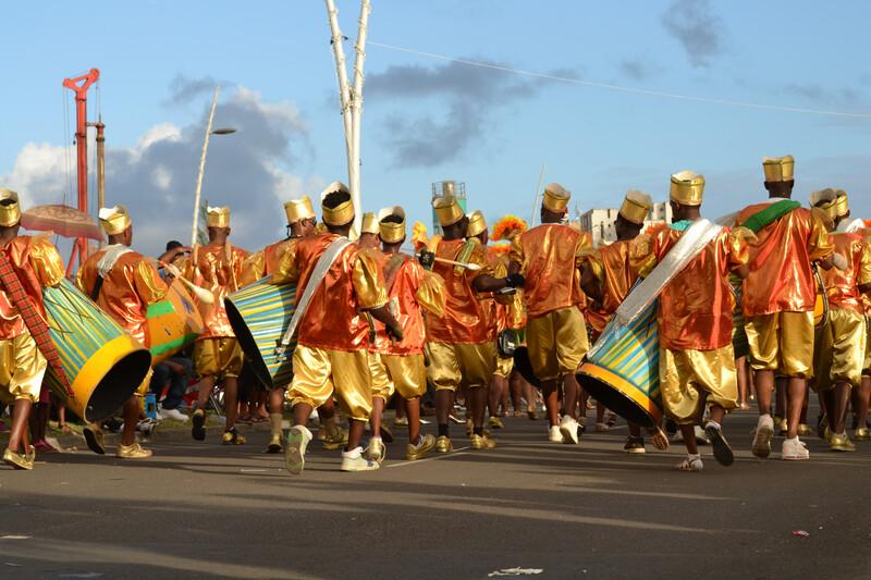 Séjour linguistique Guadeloupe, Le Gosier - Carnaval