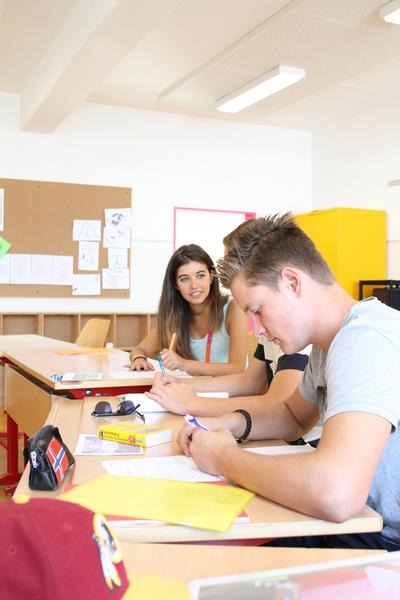 Séjour linguistique Suisse, Montreux - Alpadia Language School Montreux Riviera - Étudiants