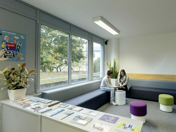 Séjour linguistique Allemagne, Bonn - Goethe-Institut Bonn - Salon - © Goethe-Institut