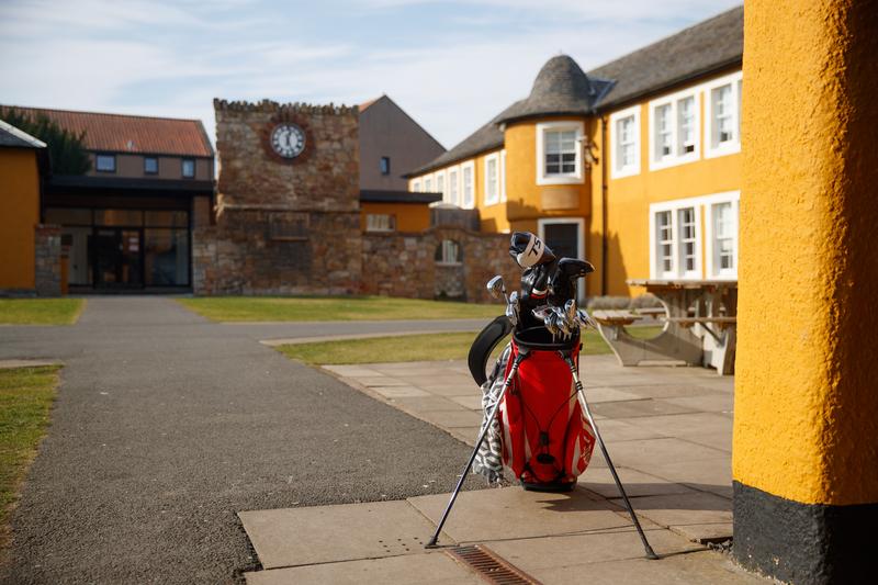 Séjour linguistique Angleterre, Edinburgh - BSC Loretto Edinburgh - Golf