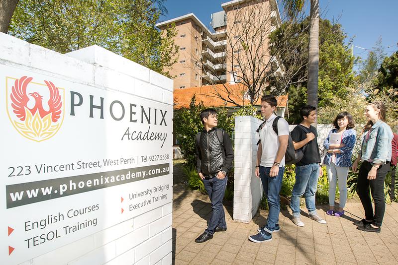 Séjour linguistique Australie, Perth - Phoenix Academy