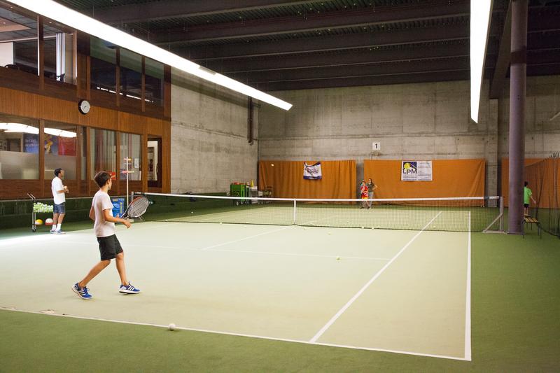 Séjour linguistique Suisse, Leysin - Alpadia Language School Leysin - Tennis