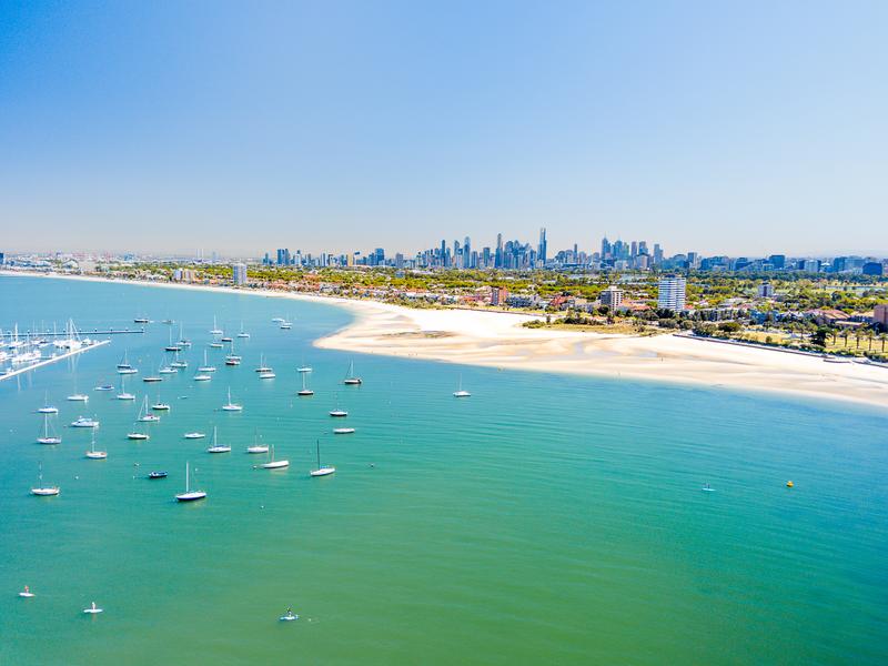 Sprachaufenthalt Australien, Melbourne - St Kilda