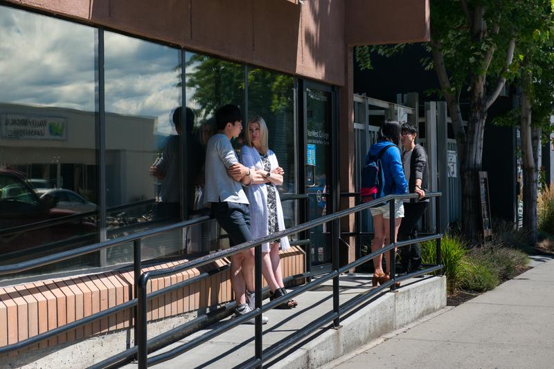 Séjour linguistique Canada, Kelowna - VanWest College Kelowna – Étudiants