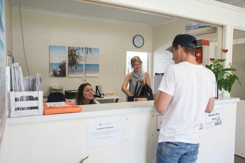 Séjour linguistique Australie, Byron Bay – Lexis Byron Bay - Réception