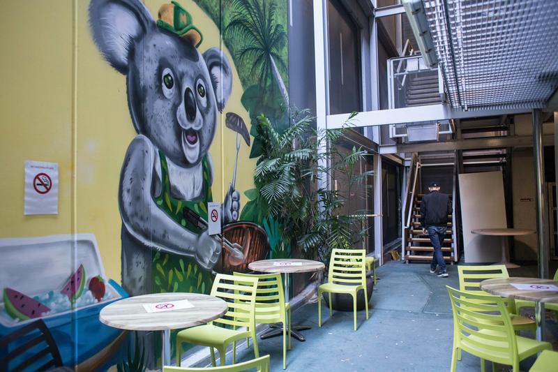 Séjour linguistique Australie, Brisbane - Langports Brisbane - École