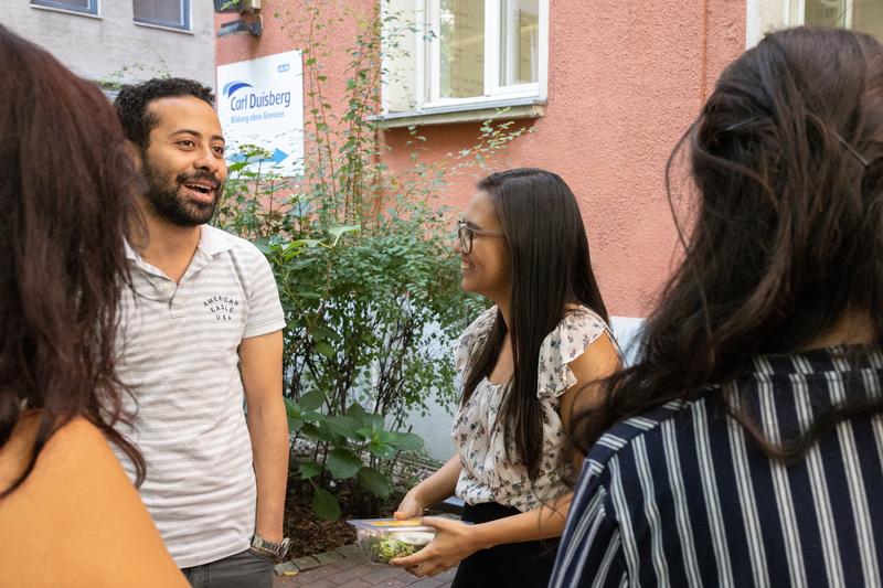 Séjour linguistique Allemagne, Berlin - Carlduisberg Centren Berlin - Étudiants