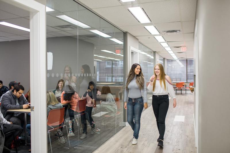 Sprachaufenthalt Kanada, Vancouver - Tamwood Careers Vancouver - Studenten