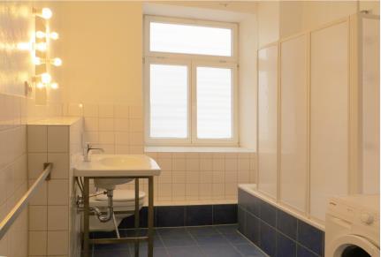 Sprachaufenthalt Deutschland, München - BWS Germanlingua Munich - Accommodation - Shared Apartment - Badezimmer