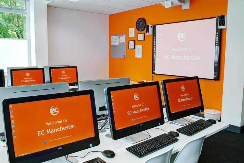 Séjour linguistique Angleterre, Manchester - EC Manchester - Ordinateur