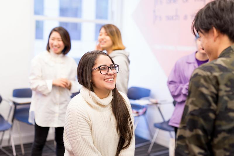 Sprachaufenthalt USA, New York - EC - Studenten