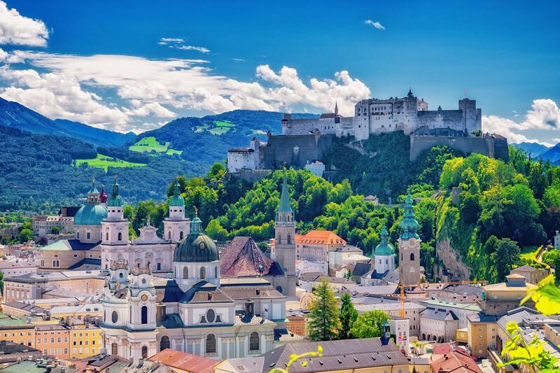Séjour linguistique Austria, Salzbourg