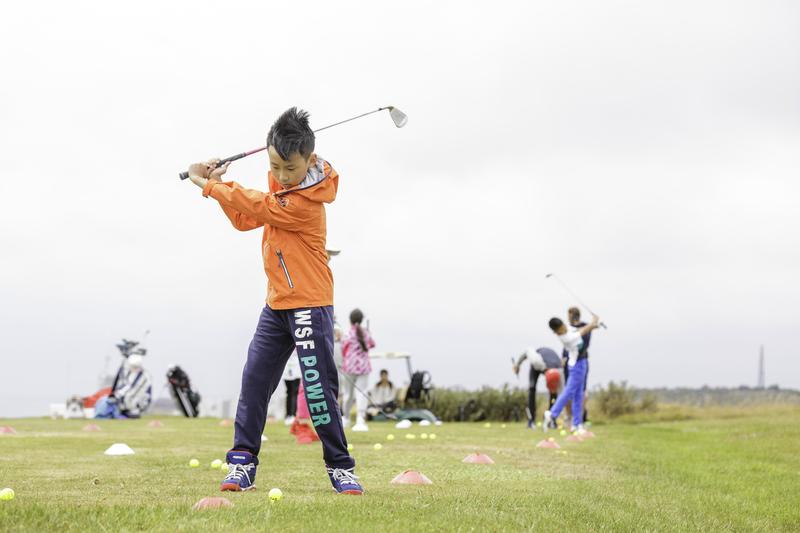 Séjour linguistique Angleterre, Brighton - EC Brighton Young Learners - Golf