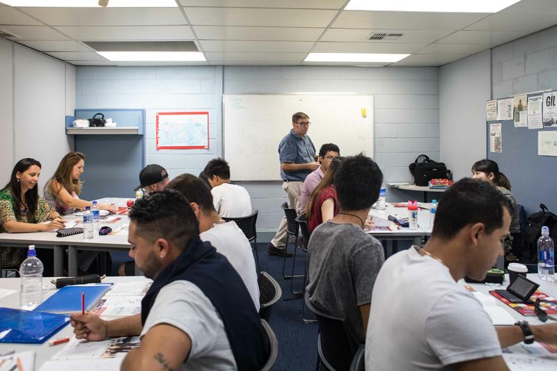 Sprachaufenthalt Australien, Perth - Lexis Perth - Studenten