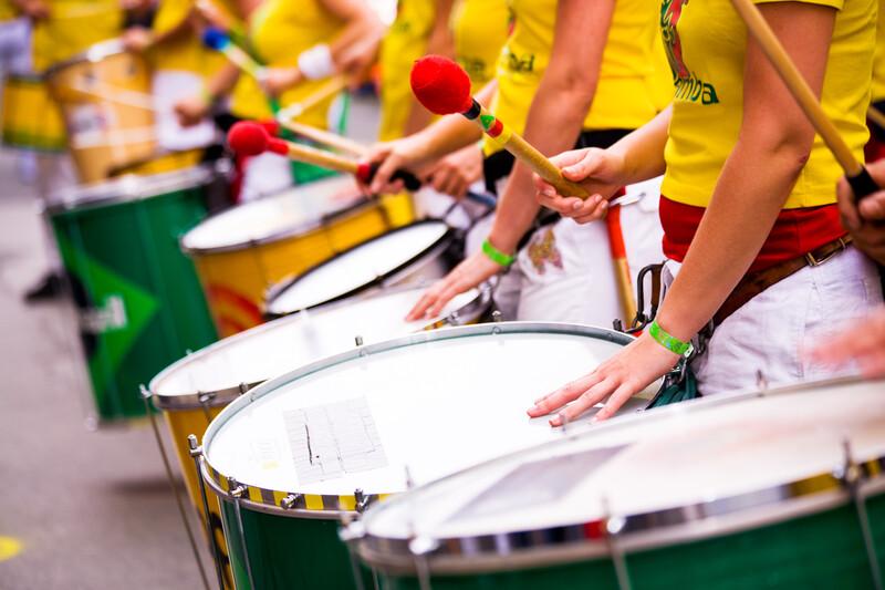 Sprachaufenthalt Brasilien, Rio de Janeiro - Samba