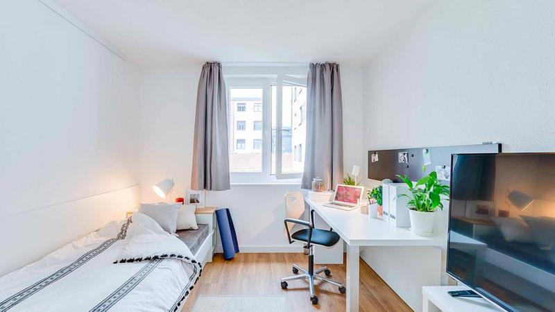 Sprachaufenthalt Deutschland, Berlin - DID Deutsch Institut Berlin - Accommodation - Residenz - Zimmer