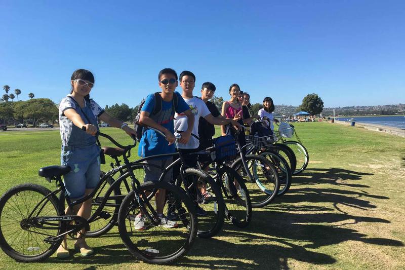 Sprachaufenthalt USA, San Diego - Converse University of San Diego - Ausflug