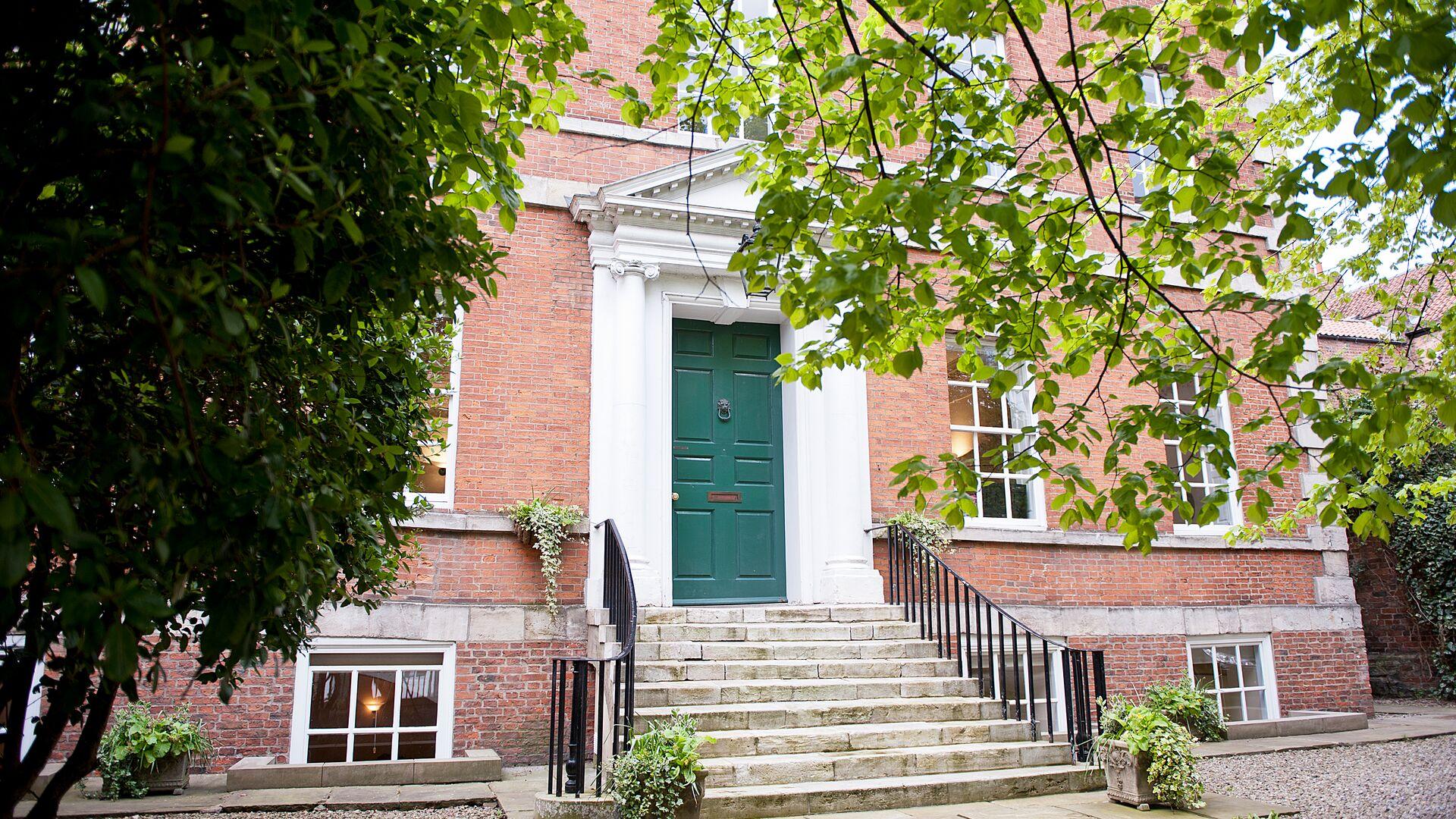 Sprachaufenthalt England, York - York Associates - Schule