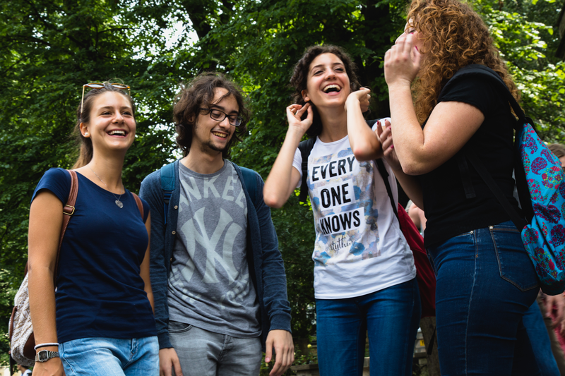 Séjour linguistique Angleterre, York - BSC York - Étudiants