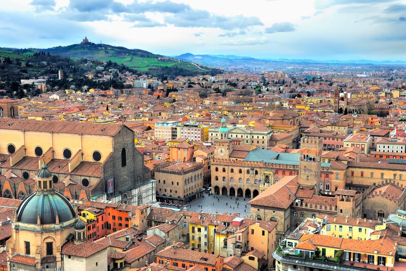 Sprachaufenthalt Italien, Bologna
