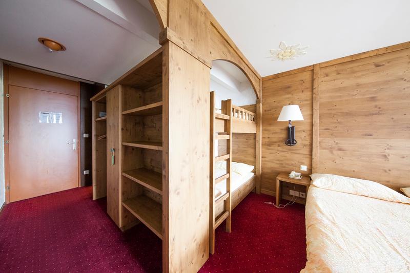 Sprachaufenthalt Schweiz, Leysin - Alpadia Language School Leysin - Accommodation - Residenz - Zimmer