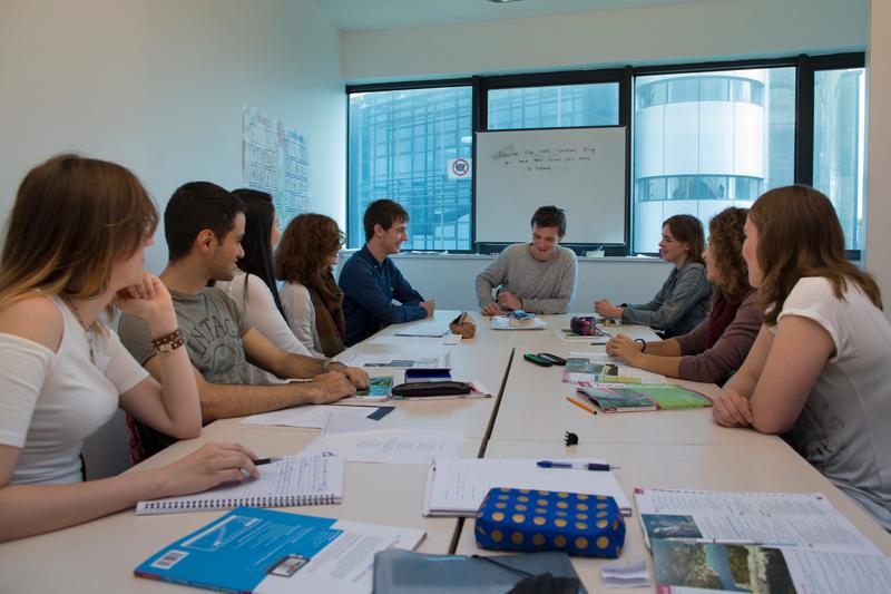 Sprachaufenthalt Irland, Galway - Atlantic Language School Galway - Lektionen