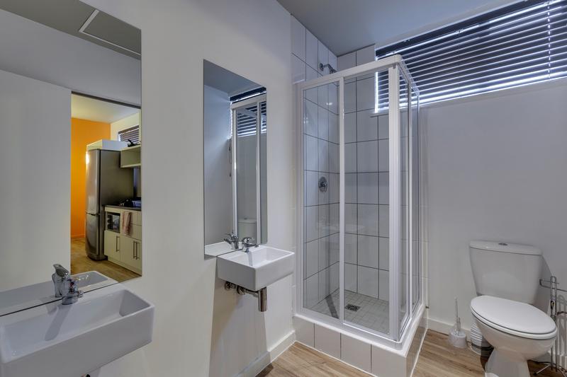 Sprachaufenthalt Südafrika, Capetown - GHS City Centre - Accommodation - Residenz GHS City Centre - Badezimmer