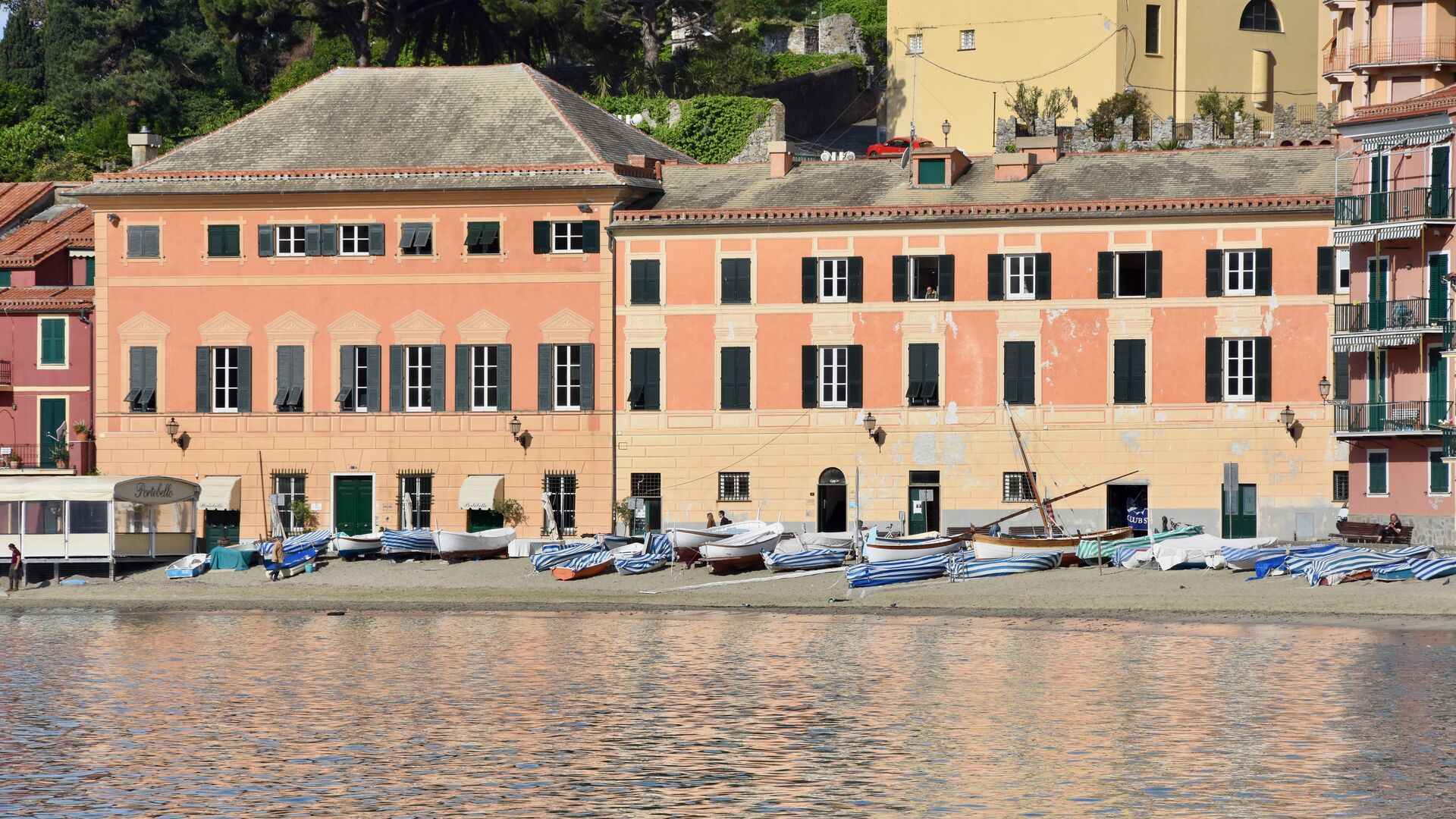 Séjours linguistiques Italie, Sestri Levante - Scuola ABC  Sestri Levante - École