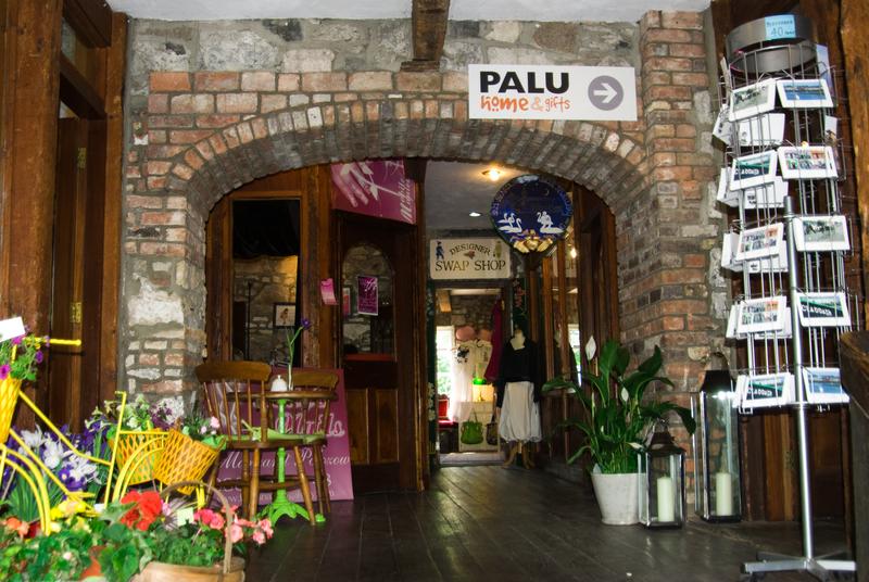 Sprachaufenthalt Irland, Galway, Bridgemills Galway Language Centre - Eingang