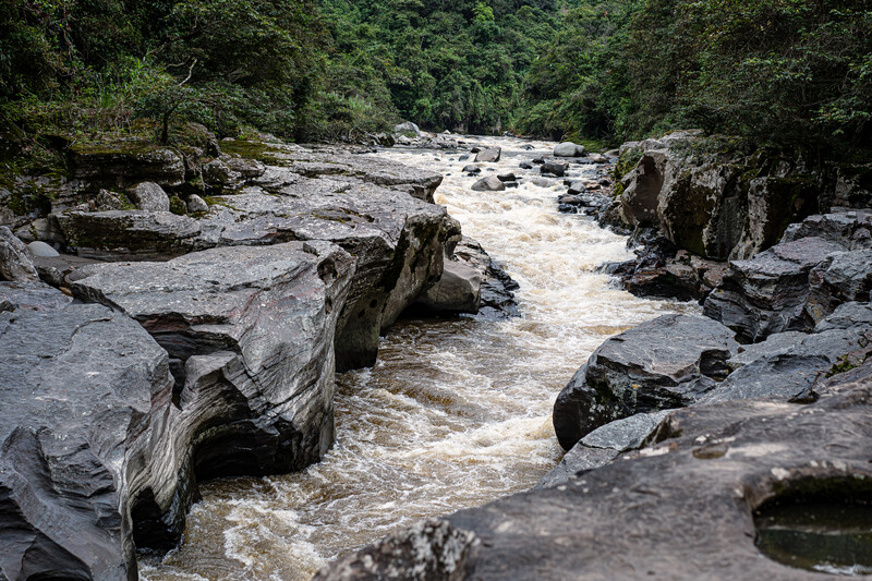 sprachaufenthalt kolumbien cartagena rafting rio magdalena