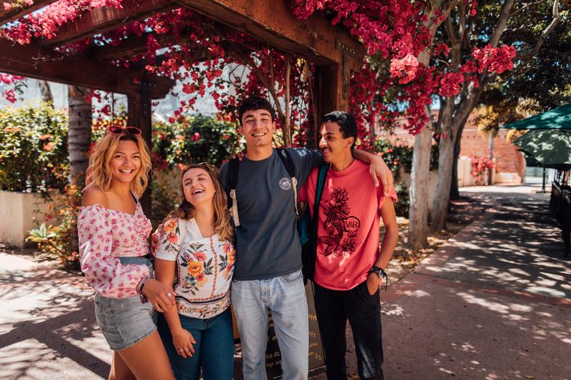 Séjour linguistique USA, Santa Barbara - Kaplan Santa Barbara - Étudiants