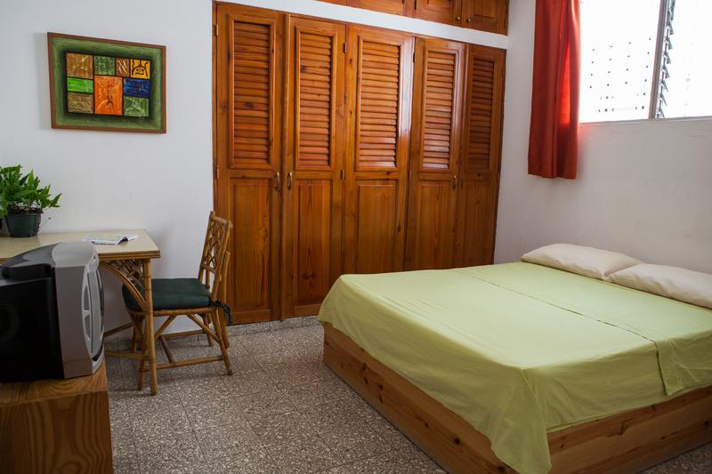 Sprachaufenthalt Dominikanische Republik - Santo Domingo - Instituto Intercultura Santo Domingo - Accommodation - Residenz - Zimmer
