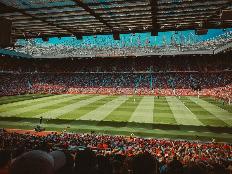 Séjour linguistique Angleterre, Manchester - EC Manchester - Old Trafford