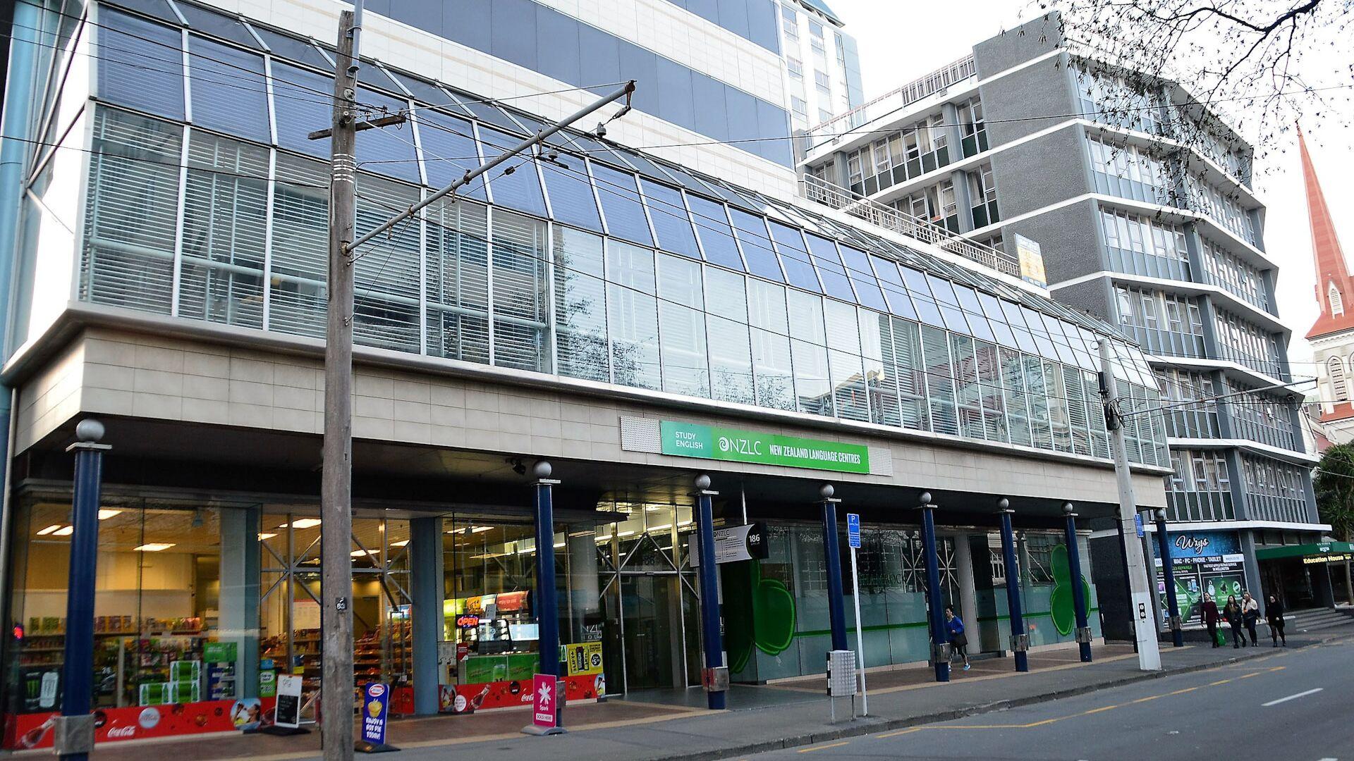 Séjour linguistique Nouvelle Zélande - Wellington - NZLC Wellington - École