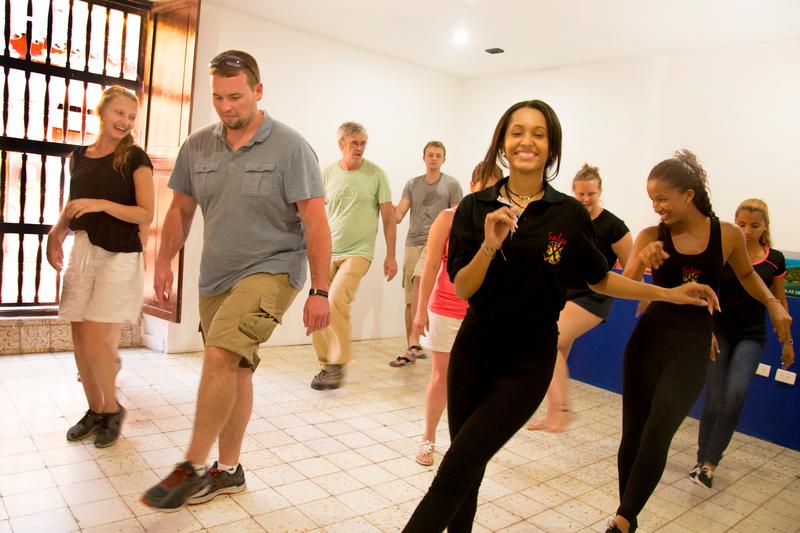 Sprachaufenthalt Kolumbien, Cartagena - Centro Catalina Cartagena - Tanzen