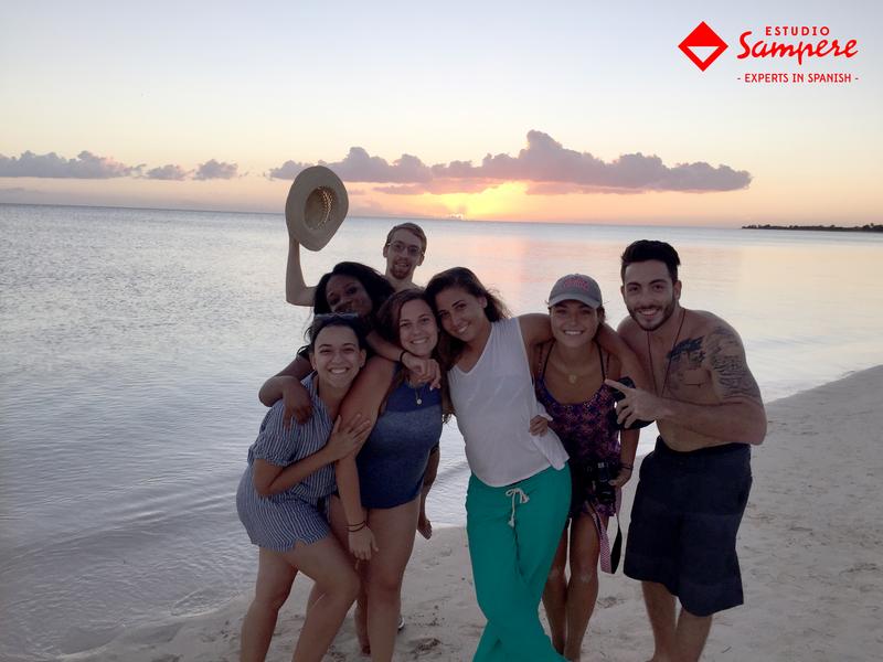 Séjour linguistique Cuba, Havanna – Estudio Sampere Havanna – Étudiants