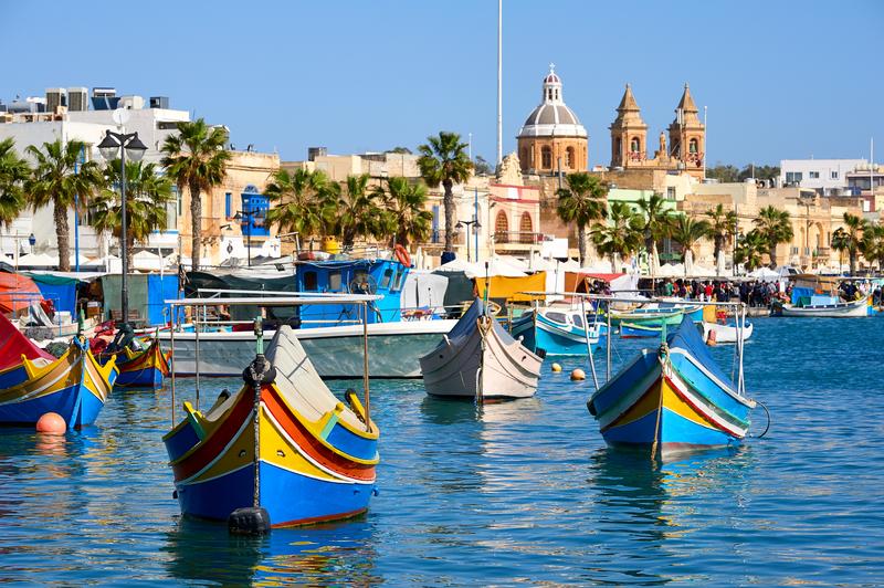 Sprachaufenthalt Malta, Marsaxlokk