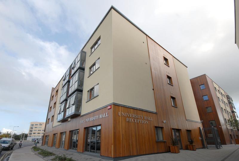 Sprachaufenthalt Irland, Cork - ACET - Accommodation - Apartment - University Hall