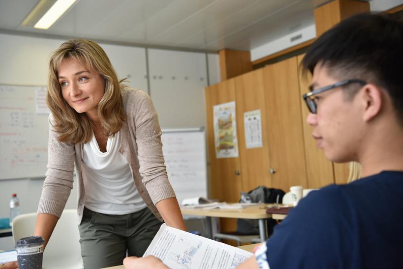 Séjour linguistique Suisse, Lausanne - Voxea Lausanne – Leçons