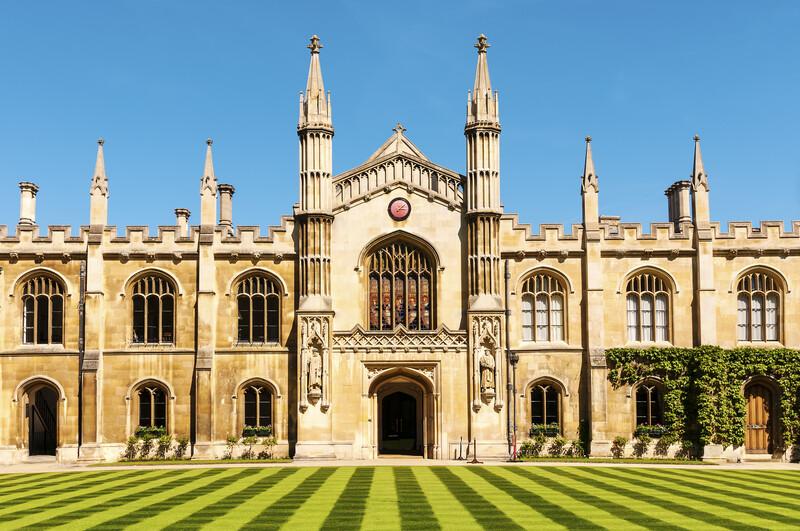 Sprachaufenthalt England, Cambridge - Cambridge University