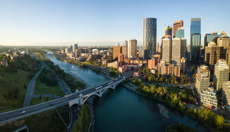Séjour linguistique Canada, Calgary