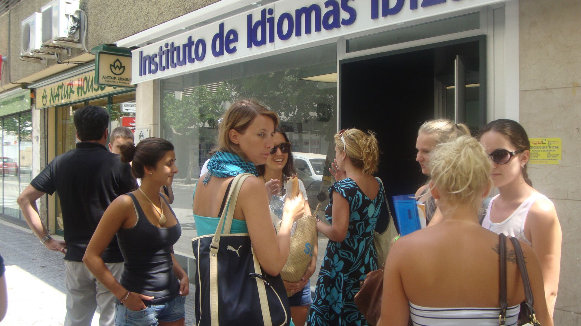 Sprachaufenthalt Spanien, Ibiza - Instituto de Idiomas Ibiza - Schule