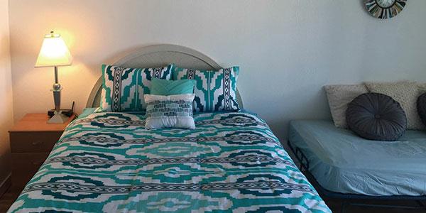 Sprachaufenthalt USA, Hawaii - IIE - Accommodation - Island Colony Apartment - Zimmer