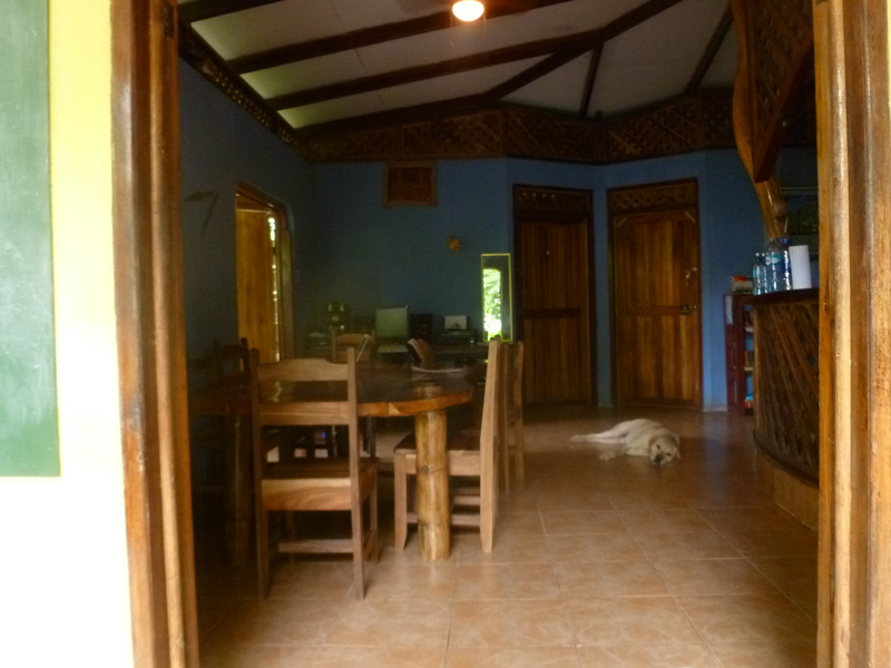 Sprachaufenthalt Costa Rica, Puerto Viejo de Talamanca - Spanish by the Sea Puerto Viejo - Lounge