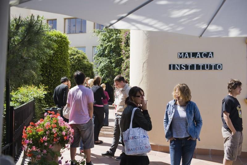 Sprachaufenthalt Spanien, Málaga - Malaca Instituto Málaga - Studenten