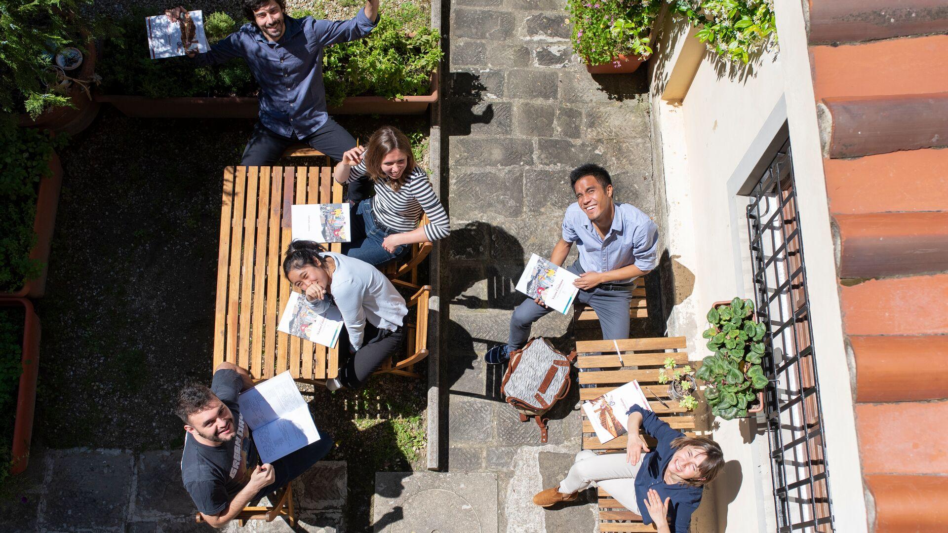 Séjour linguistique Italie, Florence - Scuola Leonardo da Vinci Firenze - école